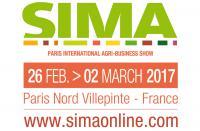 SIMA - Mondial des Fournisseurs de l'Agriculture et de l'Elevage