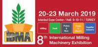 Foire Internationale des Machines de Moulin à Farine, Semoule, Riz, Maïs, Boulghour, Nutrition Animale et des Technologies des Légumineuses, Pâtes et Biscuits
