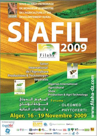 Siafil filaha salon international de l 39 agriculture - Ou se trouve le salon de l agriculture ...