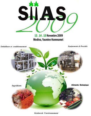 Siias 2009 le salon international de l 39 industrie - Salon international de l agroalimentaire ...