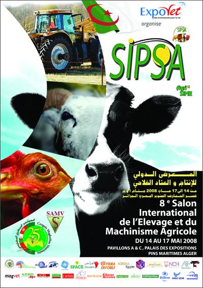 Sipsa carrefour d 39 affaires international - Salon agroalimentaire ...