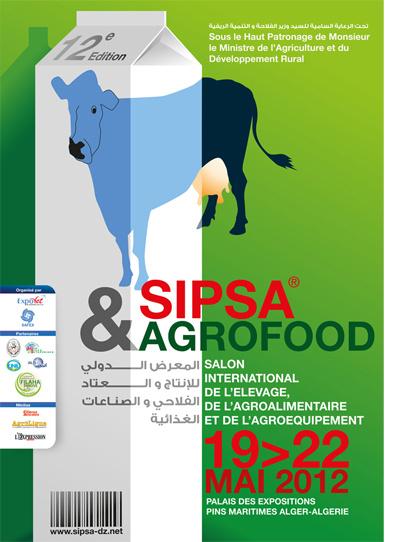 Sipsa agrofood 2012 salon international de l 39 elevage du - Salon international de l agroalimentaire ...